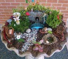 Fairy Garden Ideas :: Diane Carlisle's clipboard on Hometalk :: Hometalk