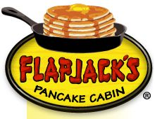 Flapjacks Pancake Cabin. #Pigeon #Forge #Tennessee #dining