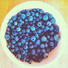 Blueberries yummy-in-my-tummy