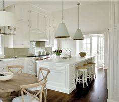 more white kitchen