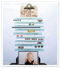 { saturday scrapbook } what if » Rebecca Sower Designs
