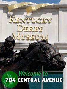KY Derby Museum - Louisville, KY