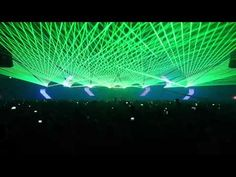 Lasershow Full HD  (Avicii Opening @ Energy 2011)  WOW!!!!!!