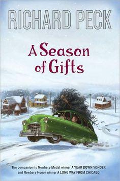 A Season of Gifts: Richard Peck