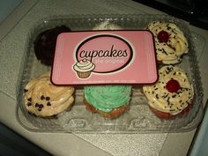Original Cupcakes from Vancouver, BC