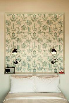wallpaper, wythe hotel