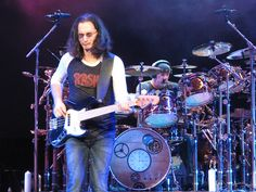 Canada's Greatest Engine Room: Bass and Drum Weekend on NOW on Q107.     Rush - Geddy Lee & Neil Peart by Peter Hutchins, via Flickr