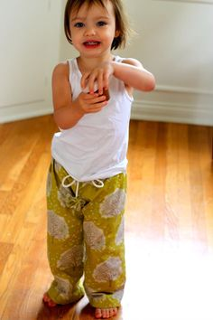 How to Sew PANTS! | Pretty Prudent