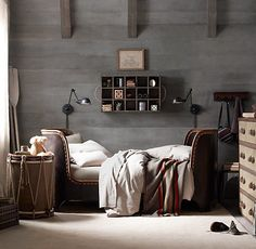 Harlan Bed at Restoration Hardware Baby & Child