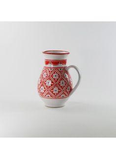 Le Souk Ceramique Nejma Large Pitcher \ spring entertaining