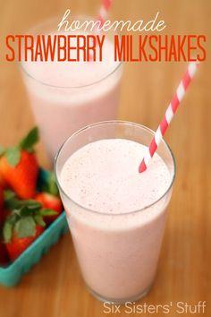 homemade-strawberry-milkshakes-recipe