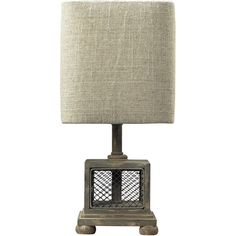 farmhouse table lamp