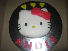 ...my hello kitty cake Ü