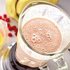 EatingWell- Banana-Berry Smoothie Recipe