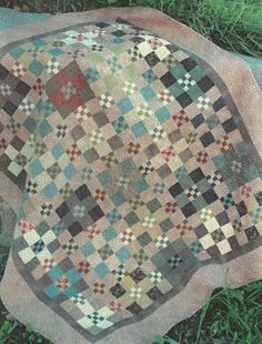 LUCY ADAMS QUILT KIT from Country Sampler