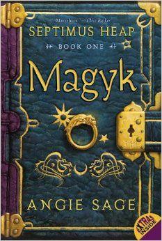 Magyk (Septimus Heap, Book 1): Angie Sage, Mark Zug: 9780060577339: Amazon.com: Books
