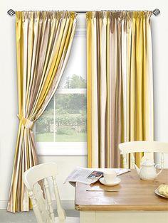 Curtains Stripes Checks On Pinterest Curtains Aqua Curtains And