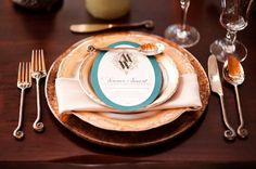 15 Stunning Place Settings - Belle the Magazine . The Wedding Blog For The Sophisticated Bride