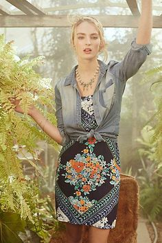 #Tisana #Dress #Anthropologie