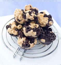 Chunky Chocolate Cheerios
