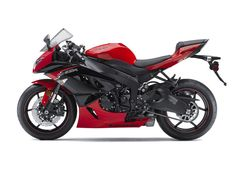 Kawasaki Ninja ZX-6R (2012) - #motorcycles