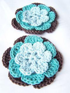Croche Flowers