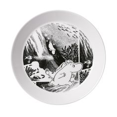 Moomin Adventure Plate - so cute!