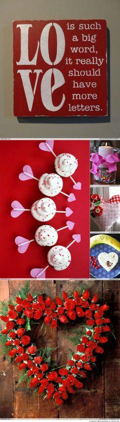 Valentine's Day Ideas holiday, valentine day ideas, rose heart, door decor, red roses, valentine wreath, wreaths, happi valentin, heart wreath