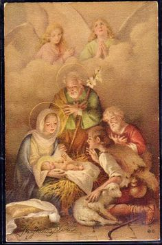 Merry CHRISTmas!!! Nativity...  Jesus is the reason for the season!