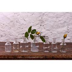 #Chemistry #Lab #Bottles - New This Week - #Vintage Staples - Pedlars Vintage