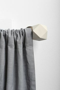 Magical Thinking Geo Finial. Urban Outfitters
