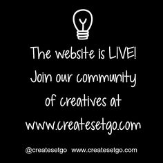 For people who have ideas for fashion, household, art, baby, kids, technology and more