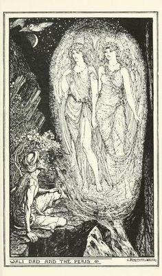 The brown fairy book (c1904)  illustrations by Henry Justice Ford