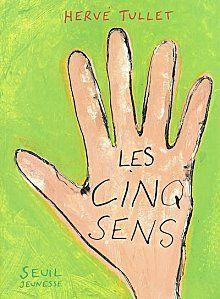 Album pour les 5 sens