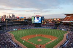 Turner Field - Atlanta Braves