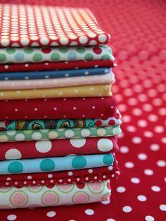 fabrics dots