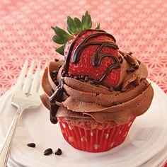 Treats from the Heart: Heart-Shaped Desserts  | MyRecipes.com