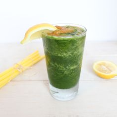 Green Detox Juice - for after the fourth!