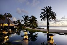 Shanti Maurice - A Nira Resort, #mauritius - Resort Pool @Shanti Maurice