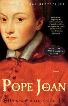 July 2014 - Pope Joan by Donna Woolfolk Cross