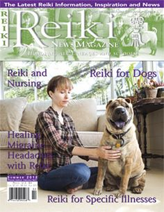 Reiki News Magazine Subscription - Reiki Webstore