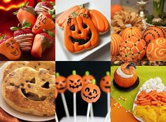 Easy Halloween food ideas - desserts