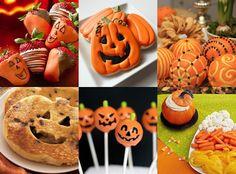 Easy Halloween food ideas - desserts