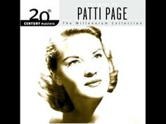 Patti Page - I Don't Care If The Sun Don't Shine