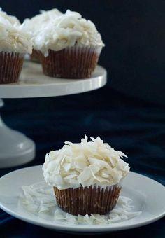 Gluten Free Coconut Cupcake Recipe
