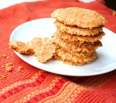 Chipotle Cheese Crisps, Version 2.0 | All Day I Dream About Food