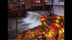 Chagrin Falls Ohio Christmas