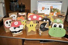 Super Mario Birthday Party!