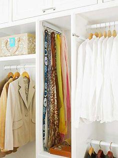 master closet ideas!