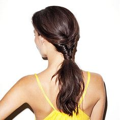 http://www.lhj.com/style/hair/styles/one-trick-ponytails/?page=3 xoma salon, poni tail, style hair, fishtail braids, short hill, spa